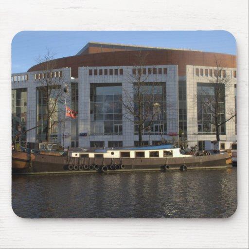 Muziektheater, Amsterdam Tapete De Raton