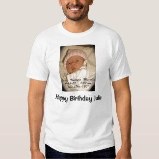 Muzzillo/Julia 3-12-09 T Shirt