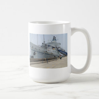 MV Doulos, The Floating Bookstore Coffee Mug