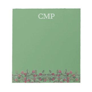 MV Raspberry Bramble Notepad
