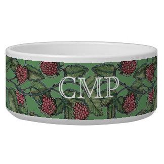 MV Raspberry Bramble Pet Bowl