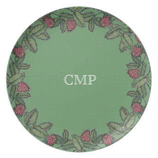 MV Raspberry Bramble Plate