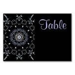 MVB Elegance 1 Table Cards