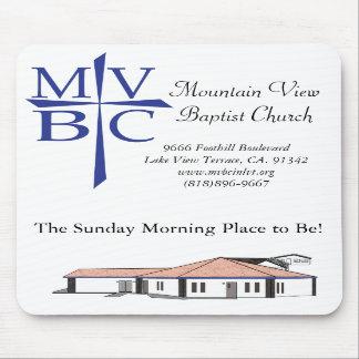 MVBC Mouse Pad (P)