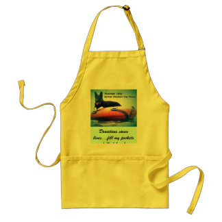 MVGSDR Donations saves lives....fill my... Adult Apron