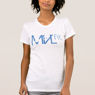 MVL fit 'Real Methods. Real Work. Real Gains.' T-Shirt