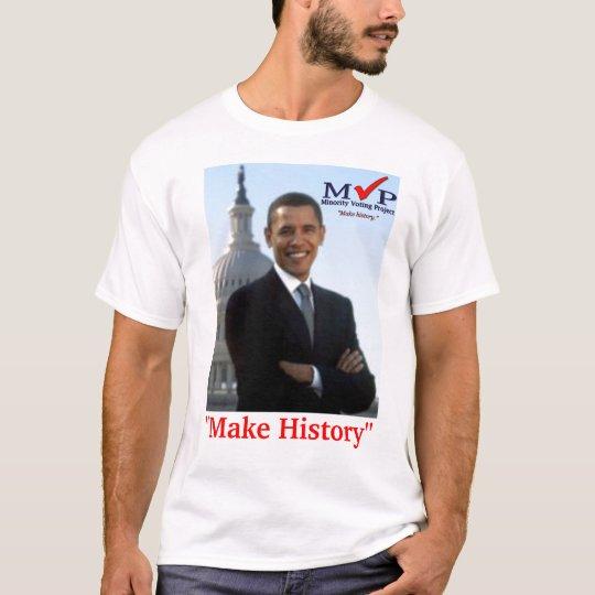 MVP Barck Obama ringer tee