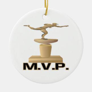 MVP CERAMIC ORNAMENT