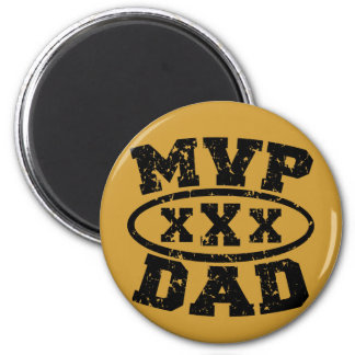 MVP Dad Father's Day Products Refrigerator Magnets