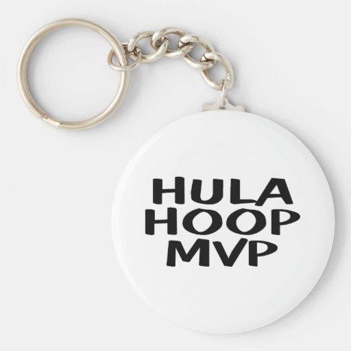 MVP del aro de Hula Llavero Personalizado