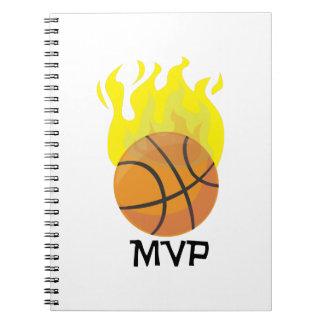MVP SPIRAL NOTEBOOKS