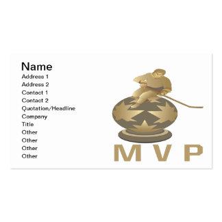 MVP TARJETAS DE VISITA