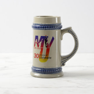 MVU 30 Years of Beer? Beer Stein