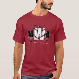 MWA - Classic (Black and White) T-Shirt