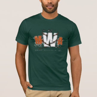 MWA - Just Diggin' (Copper on Forest) T-Shirt