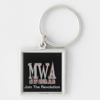 MWA Logo Keychain