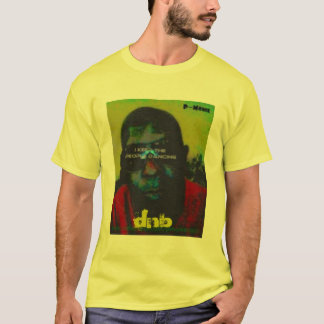 MWA P-Monie dnb yellow  T'Shirt T-Shirt