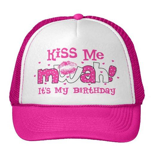 MWAH Birthday Hat