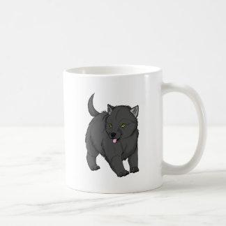 MWCA Gray Wolf Pup Merchandise Coffee Mug