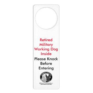 MWD Door Hanger
