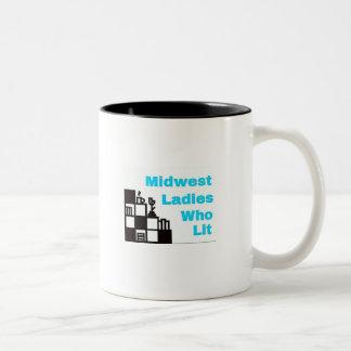MWLWL logo I love books and coffee mug