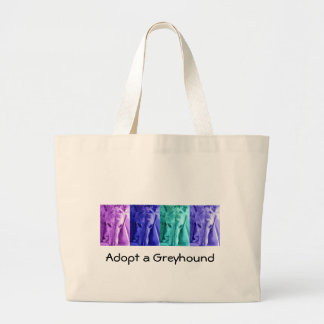 Mx4 design  Adopt a Greyhound tote