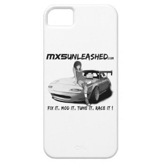 MX5 Unleashed Phone Cover