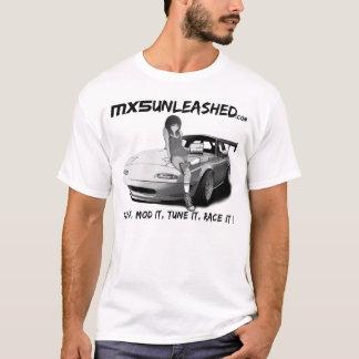 MX5 Unleashed T-shirt hoodies and sweatshirts