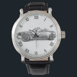 "MX-5 Miata Watch<br><div class=""desc"">Cool MX-5 Miata Watch BEFORE ORDERING YOU CAN CUSTOMIZE WATCH FACE COLOR.</div>"