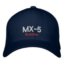 MX-5 Roaster Baseball Cap