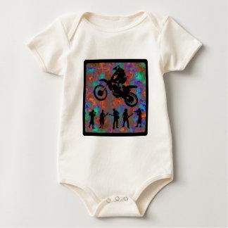 MX BAD BRANCH BABY BODYSUIT