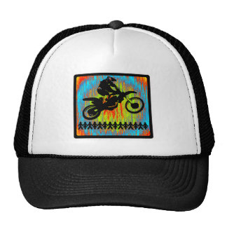 MX BIG BANGS MESH HATS