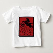 MX CRIMSON HONOR BABY T-Shirt