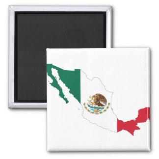 MX de México Imanes De Nevera
