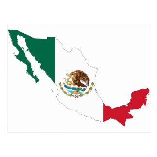 MX de México Tarjeta Postal