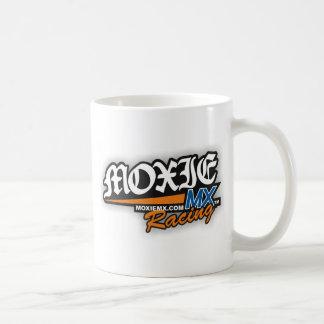 MX del Moxie que compite con la materia de diversi Taza Básica Blanca