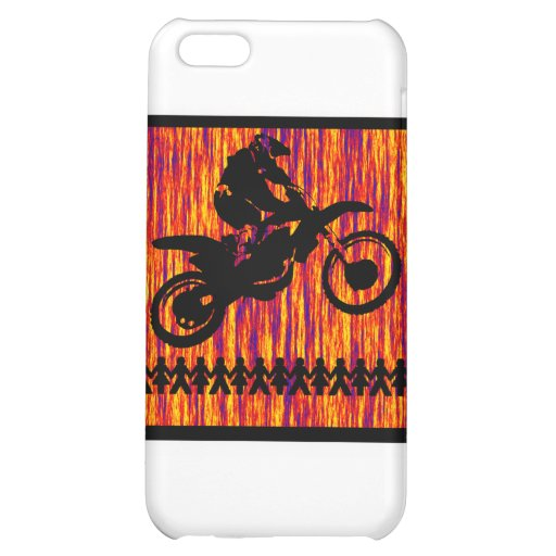 MX FIRE WHEELS CASE FOR iPhone 5C