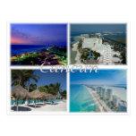 MX Mexico - Cancun - Postcard