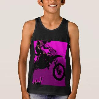 MX - Motocross Racer Tank Top