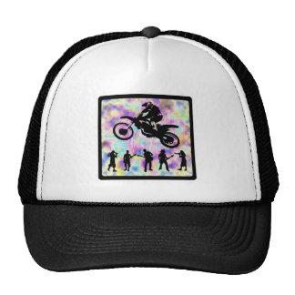 MX RAIN MAKE TRUCKER HAT