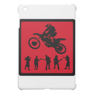 MX RED RIDERS COVER FOR THE iPad MINI