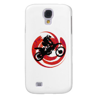 MX RIDING FIRE GALAXY S4 COVER