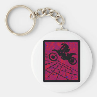 MX SELECT WIRES KEYCHAIN