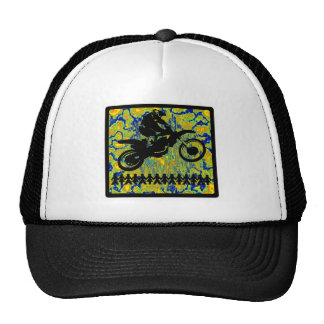 MX SO CRAZED TRUCKER HAT
