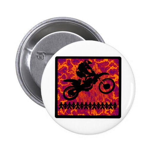 MX THE OUTLET PINBACK BUTTON