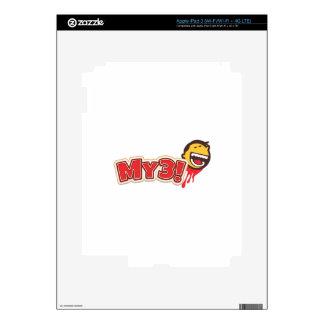 My3! Games iPad 3 Decals