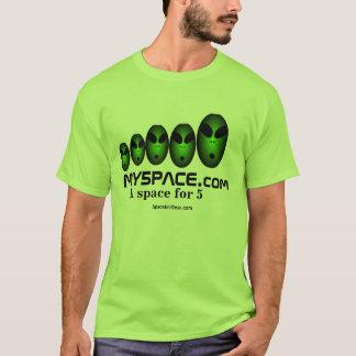My5pace.com T-Shirt  2008ad