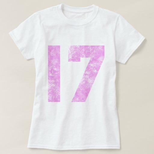 My 17th Birthday Gifts Tee Shirt