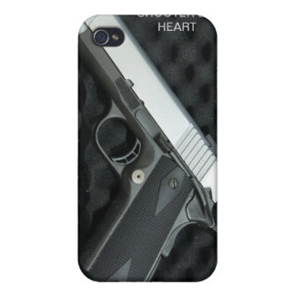 My 1911 iPhone 4/4S case