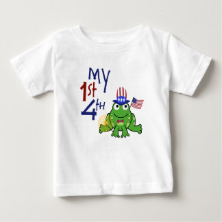 My 1st 4th Frog T-shirt
